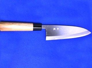 土佐雅 磨き 青鋼 出刃包丁 片刃7寸