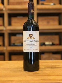 L'Abeille de Fieuzal Rouge 2015<BR>ラベイユ・ド・フューザル・ルージュ
