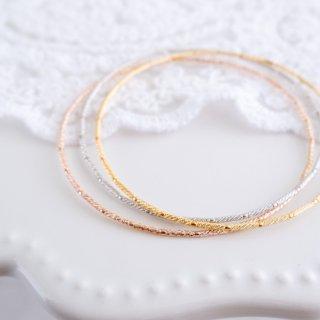 K18 バングル Le Cercle (ル・セルクル)の商品画像