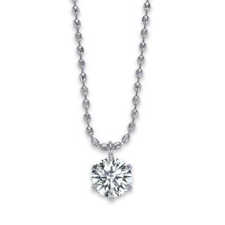 Pt プラチナ ダイヤモンドネックレス Blanche (ブランシュ) 0.1ctの商品画像