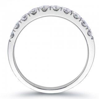 Pt950 ダイヤモンド リング 0.5ct(リングサイズオプション 15.5〜18号)の商品画像