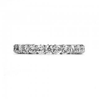 Pt950 プラチナ ダイヤモンド フルエタニティリング 1.5ctの商品画像