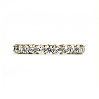 K18 ダイヤモンド フルエタニティリング 1.5ctの商品画像