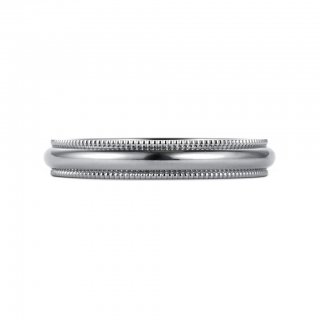 K18WG ミルグレイン 3mmの商品画像