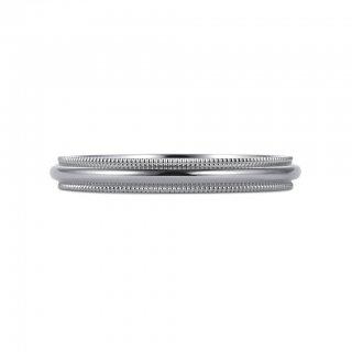 K18WG ミルグレイン 2.5mmの商品画像