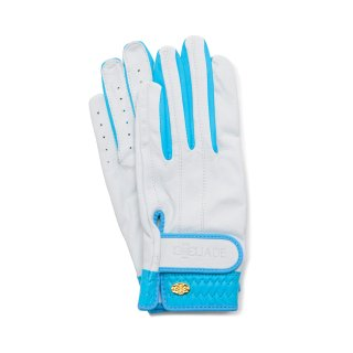 Elegant Golf Glove 【両手】<br>white-pacific