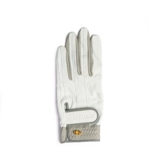 Elegant Golf Glove 【左手】<br>white-grey