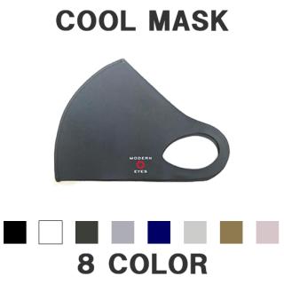 【接触冷感マスク】(国内)コロナ対策 冷感 クール UVカット ブラック ホワイト ダークグレー ライトグレー ネイビー ライトベージュ ベージュ ピンク 8カラー 日本製 japan