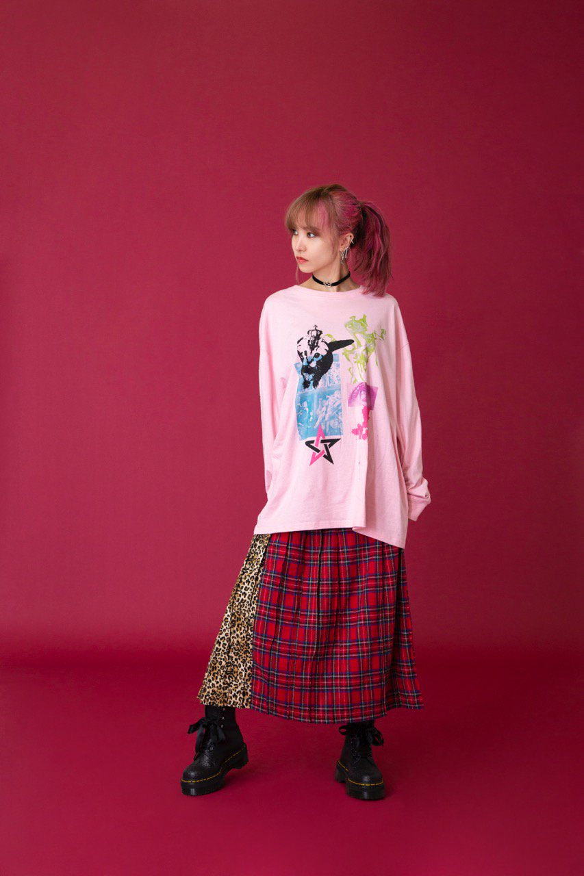 <img class='new_mark_img1' src='https://img.shop-pro.jp/img/new/icons56.gif' style='border:none;display:inline;margin:0px;padding:0px;width:auto;' />CATロングスリーブTシャツ