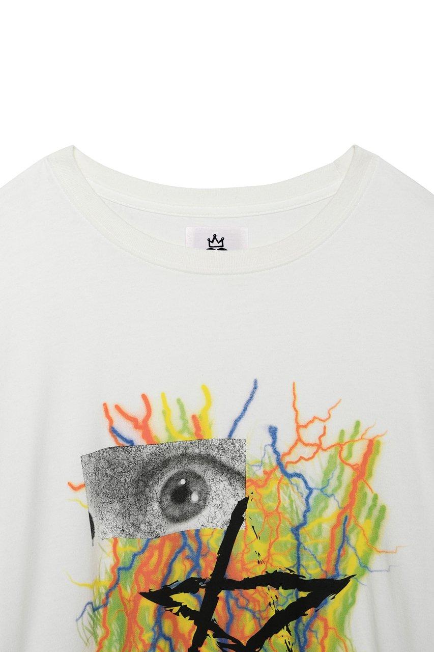 EYEロングスリーブTシャツ