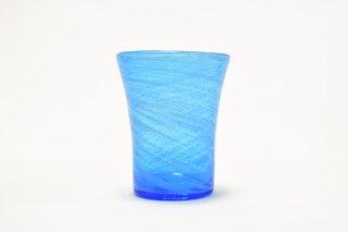 海の泡 4インチ口広グラス