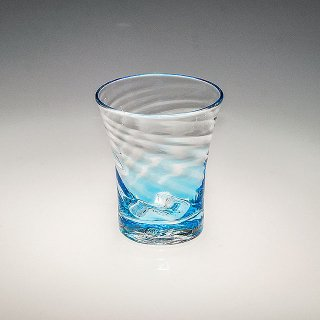 TSUNAMIグラス(小) 水