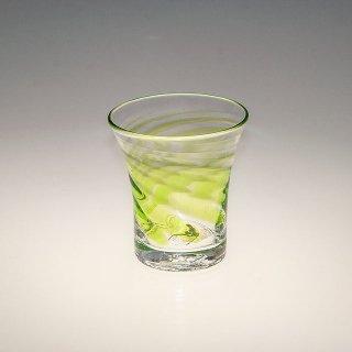 TSUNAMIグラス(小) 緑