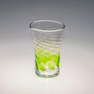 TSUNAMIグラス(大) 緑