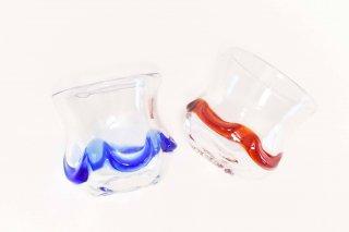 【ギフトセット】波線グラス ペアセット