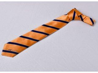 ネクタイ オレンジ