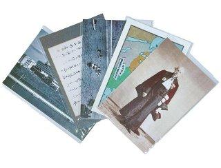 HUMUポストカード 5枚セット