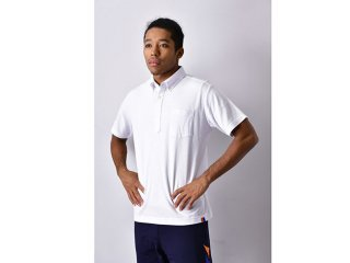 HOCポロシャツ ホワイト