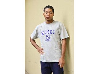 Tシャツ(Wエンブレム) グレー