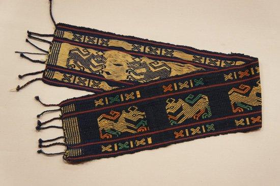 高級手織りイカットS・IK-019-9