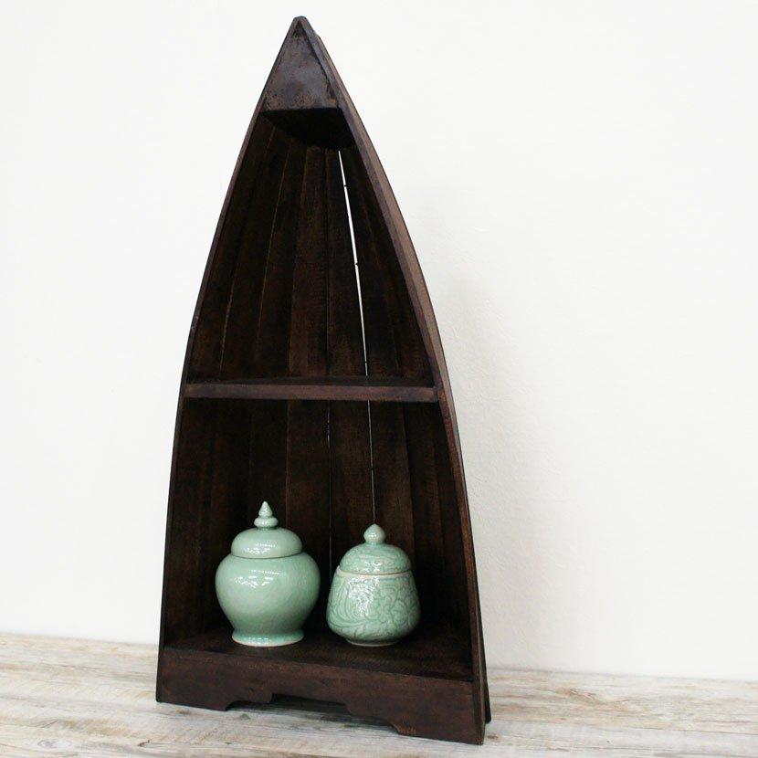 バロンオリジナル・木製飾り棚/W78*H138cm/BOC-002