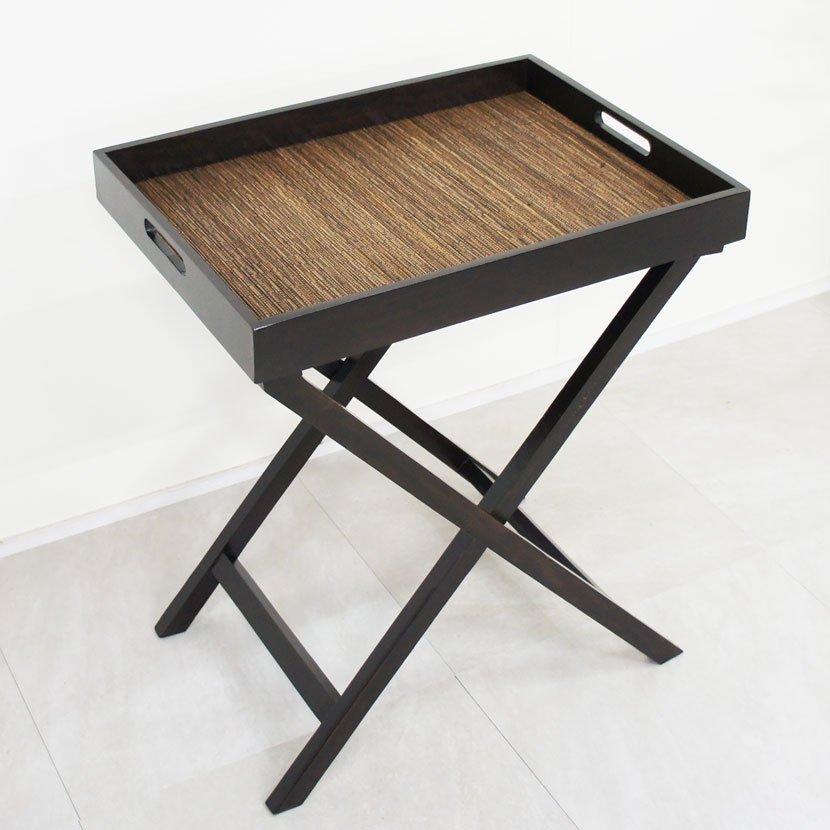 アジアン家具:木製飾り棚:高さ80cm・幅88cm
