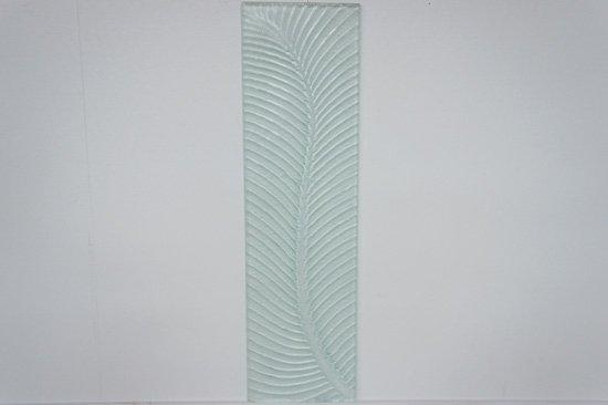 バリガラスパネル・ヤシ・90cm×25cm