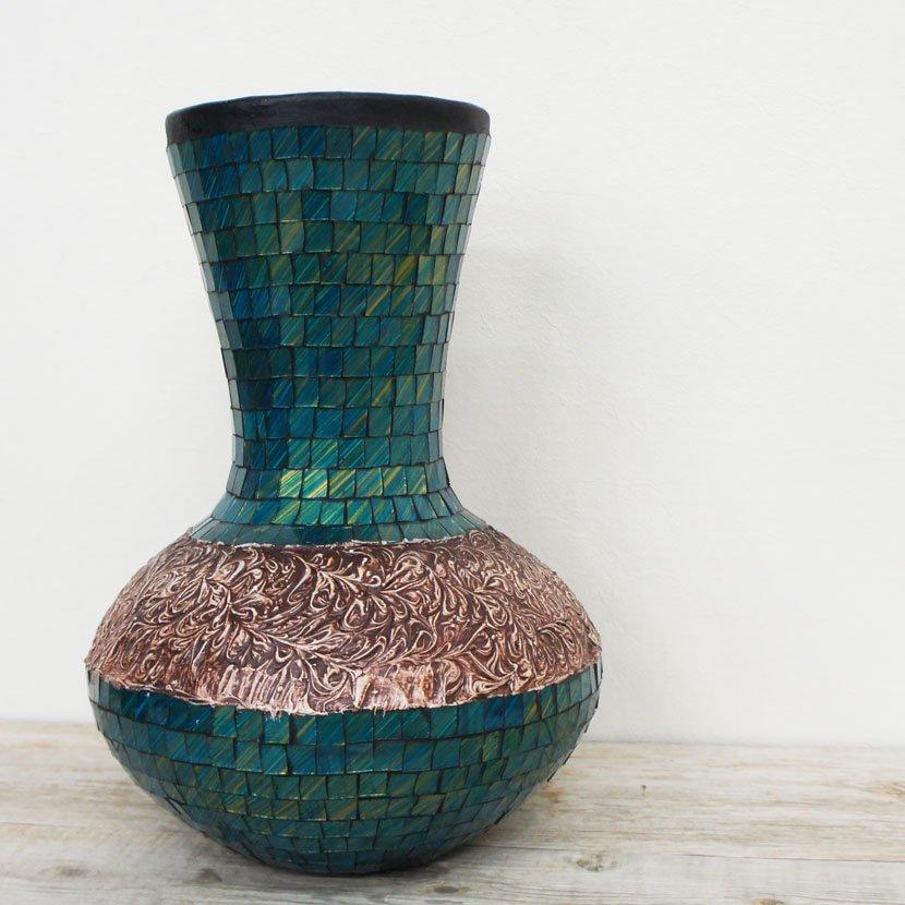 バリの傘・パユン・イエロー/H128cm/OB-030-120OYE