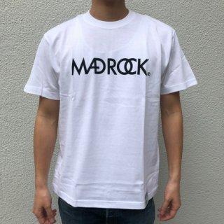 マッドロックロゴ Tシャツ / コットン / ホワイト