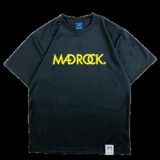 <img class='new_mark_img1' src='https://img.shop-pro.jp/img/new/icons1.gif' style='border:none;display:inline;margin:0px;padding:0px;width:auto;' />【最新作】2021SS / マッドロックロゴ Tシャツ / ドライタイプ / ブラック&イエロー