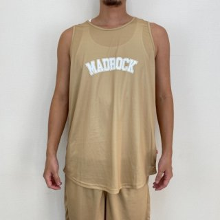 <img class='new_mark_img1' src='https://img.shop-pro.jp/img/new/icons15.gif' style='border:none;display:inline;margin:0px;padding:0px;width:auto;' />【最新作】SB TANK TOP(ストリートボールタンクトップ) BEIGE/WHITE