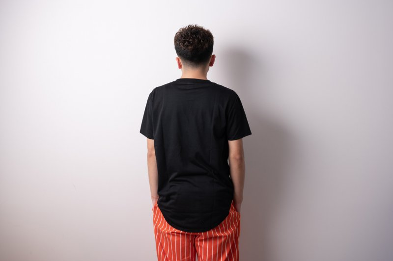 バーバーおじさんTシャツ