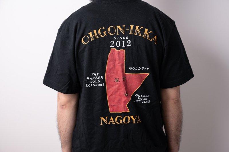 黄金一家Tシャツ