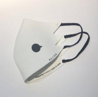 MAJI君オリジナルキャラクターマスク/ WHITE