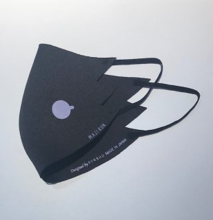 MAJI君オリジナルキャラクターマスク/BLACK