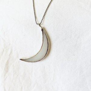 caco お月さまのペンダント