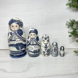 tourbillonn マトリョーシカ 「冬色」