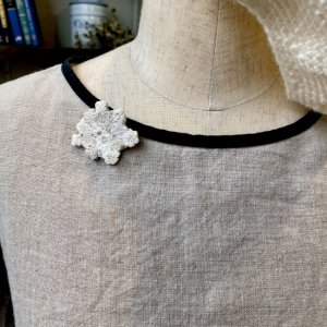 shiitorus 刺繍ブローチ Bouquet   �