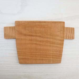 icura工房-筒井則行 コースター/両手なべ (さくら)