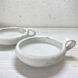 器のしごと  村上直子 Shiromoegi ミルクティーカップ
