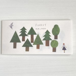 西淑 一筆箋 FOREST