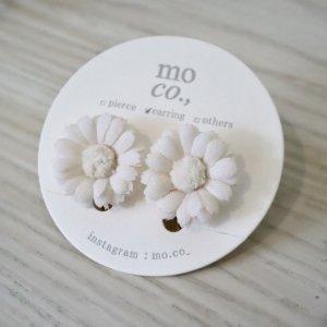 mo co., bloom イヤリング/ピアス (15e,15p)
