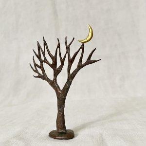caco オブジェ 木と月