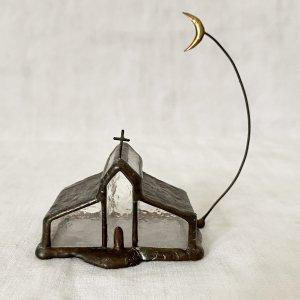 caco オブジェ 教会と月(30)
