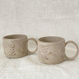 fuji-gallery 陶器 マグカップ(A)