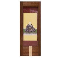 掛軸 Mサイズ 1幅 仏画 22種類 天然木 ウォールナット 日本製 国産 北海道生産 浄土真宗 スタンド式 ナチュラル 仏具 送料無料 ALTAR アルタ