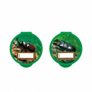 こうさくのり 虫シリーズ 2個セット( カブトムシ  クワガタ)