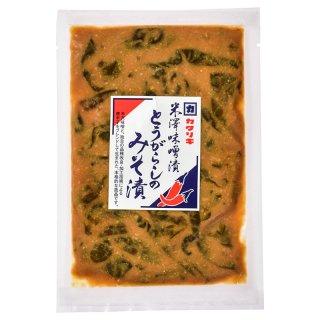 とうがらし味噌漬(140g)