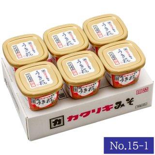 うき糀みそ(750g)6個セット[味噌ギフト]