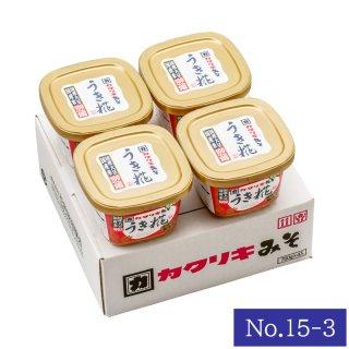 うき糀みそ(750g)4個セット[味噌ギフト]